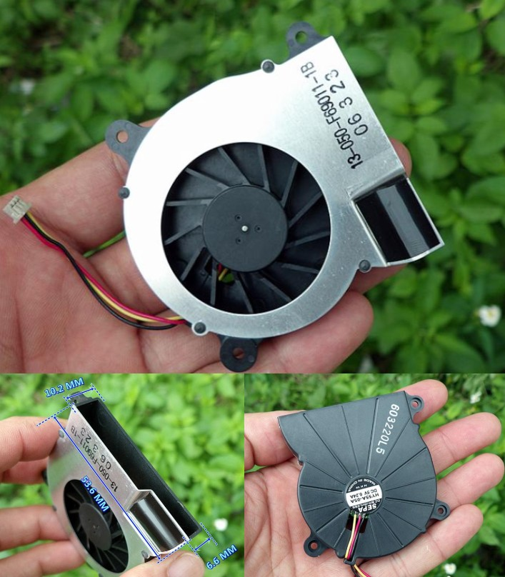 SEPA Axial DC 5V Silent Cooling Fan SEPA Brushless