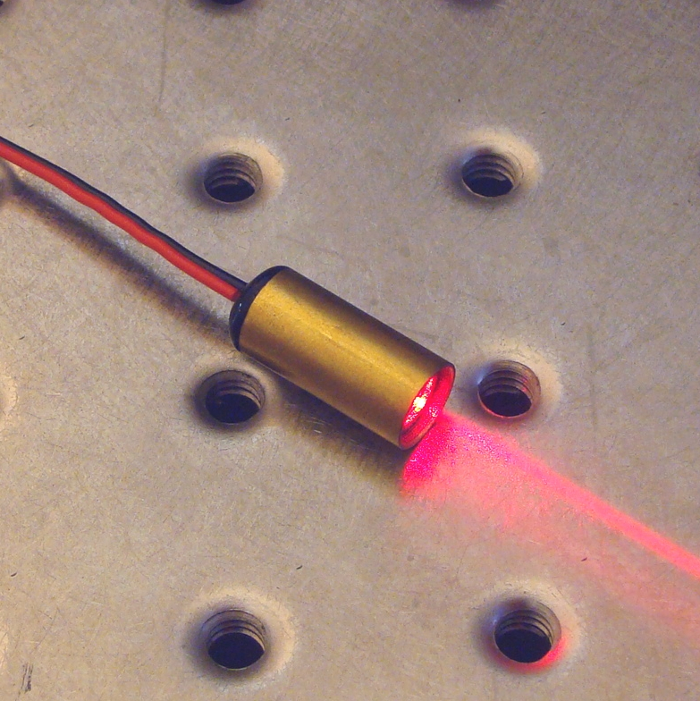 5mW Laser Emitter 650nM - Red Line