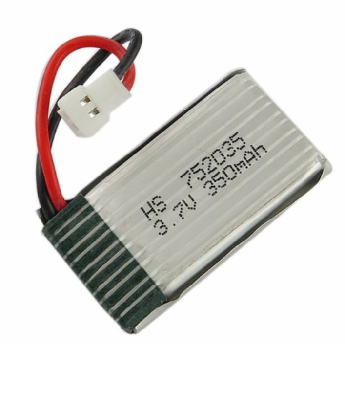 350mah 25c 3.7V lipo battery small size