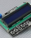 Arduino uno 16x2 LCD Keypad Shield