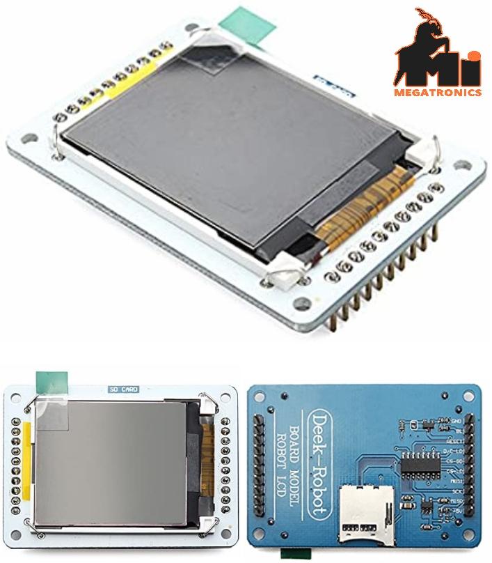 1.8 inch 128x160 TFT LCD module SPI Arduino Esplor