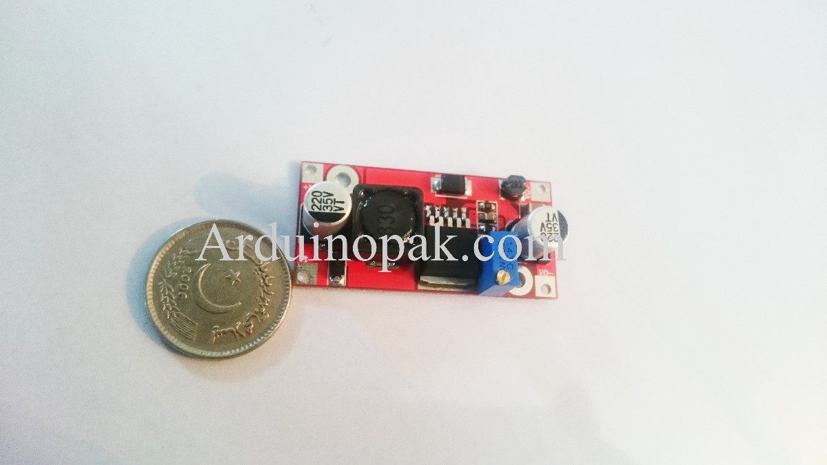 LM2577 3.5-35V to 5-35V DC-DC Boost Converter Step