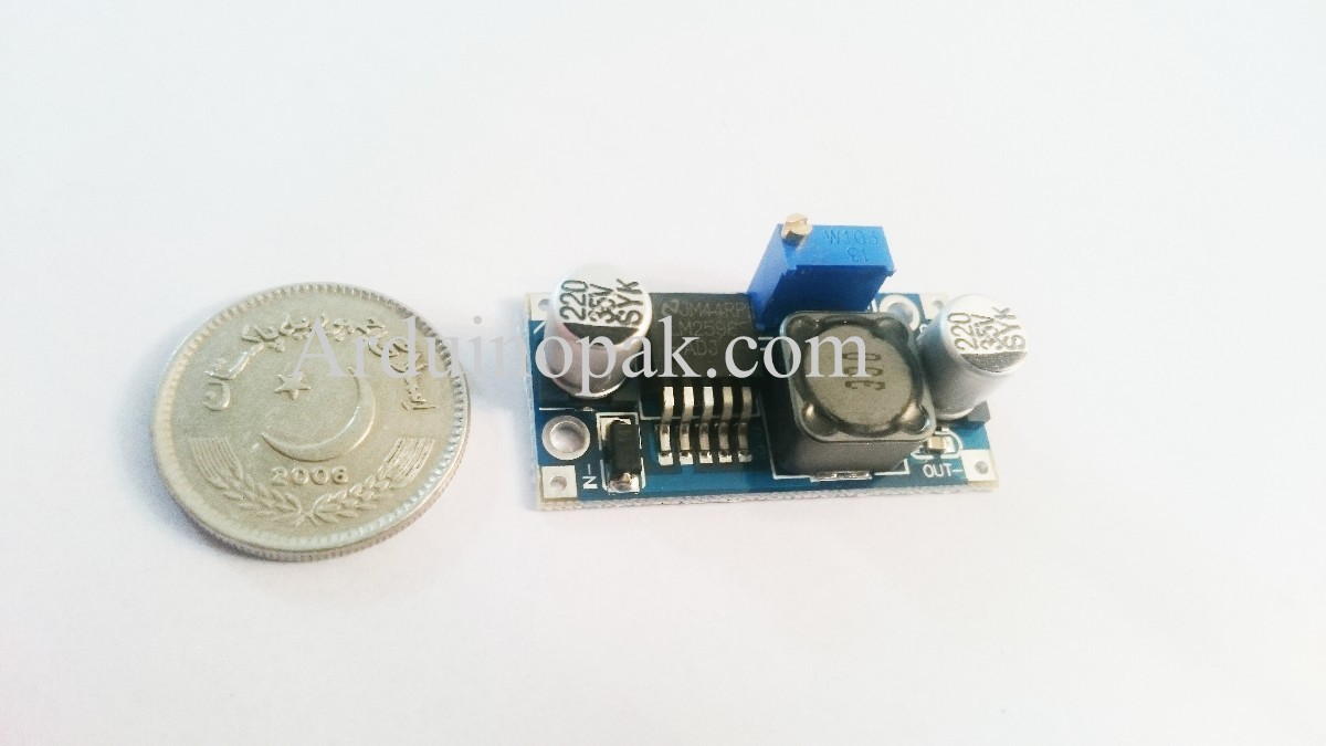 LM2596 DC-DC 4.5-40V 2A ADJUSTABLE STEP-DOWN POWER