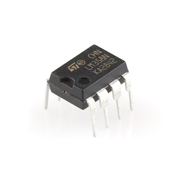 LM358 Op-Amp operational amplifier DIP