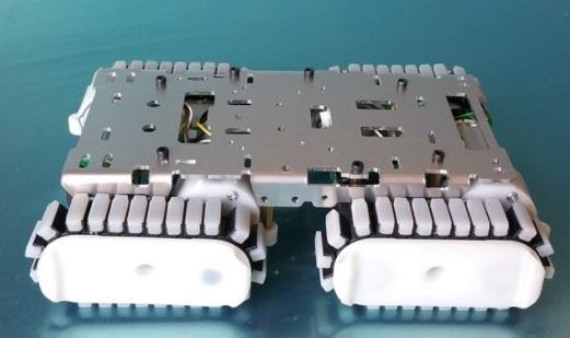 MGTR1 Tank chassis smart crawler HQ robot