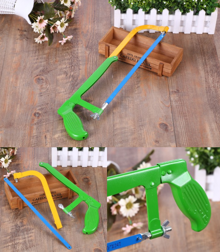 Hacksaw Frame Saw Bow Multi-Function Mini Hacksaw