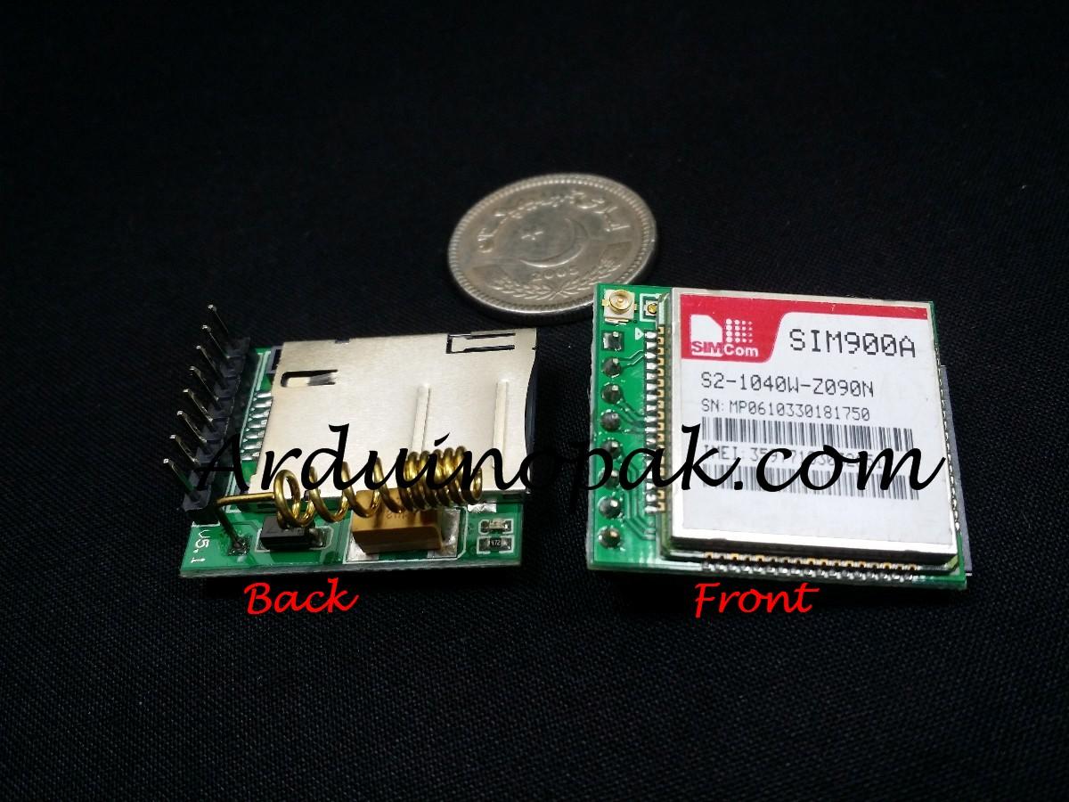 GSM GPRS SIM900A mini module Unlocked