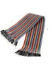 20cm Dupont Male to Male line jumper wires cable