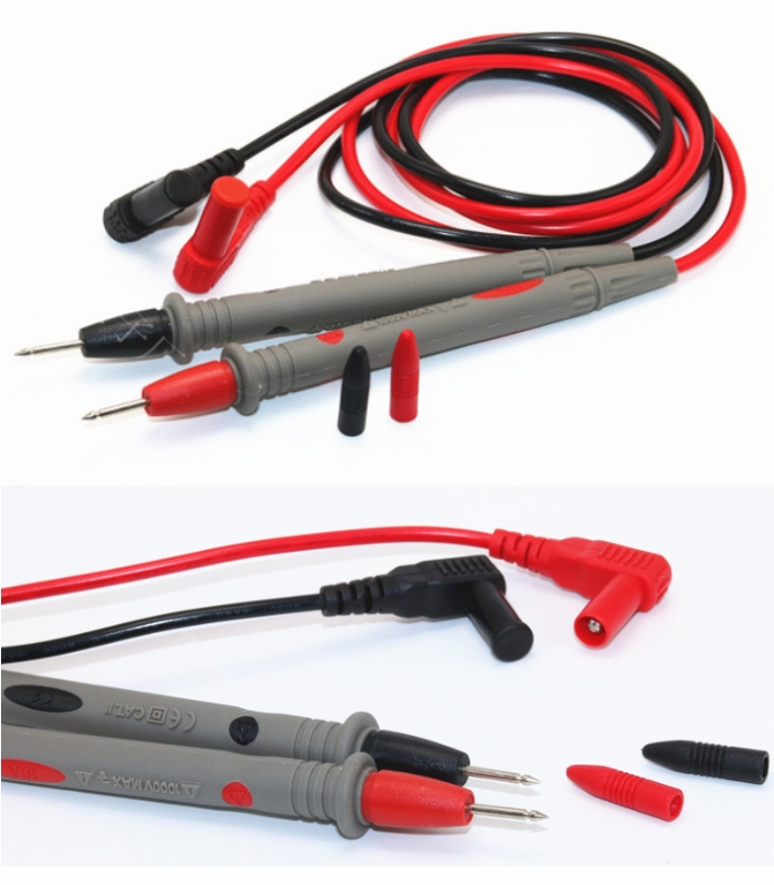 Multimeter cable Tester Universal Probe Voltmeter