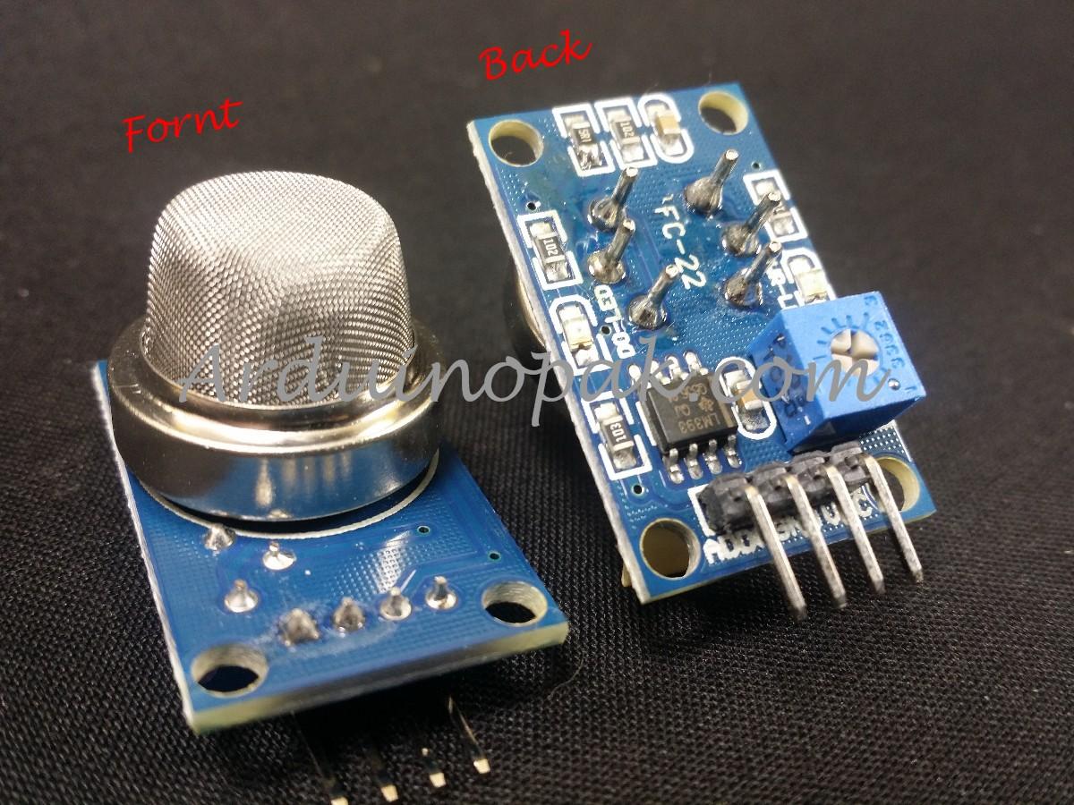 MQ-135 Sensor Air Quality Sensor Hazardous Gas