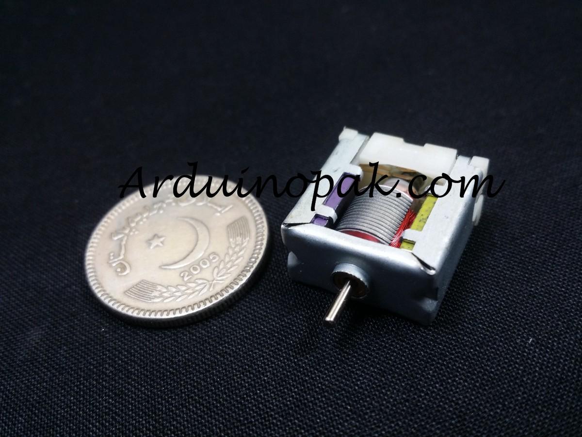 SC-020 3V-9V Brush DC Motor DIY Science