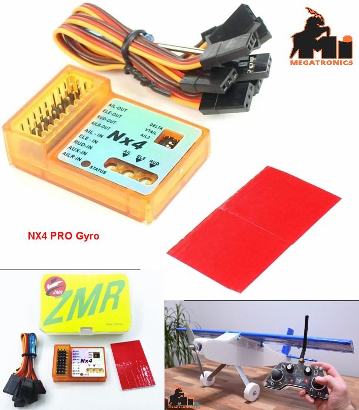 NX4 PRO Flight Controller 3D Flight Gyroscope Bala