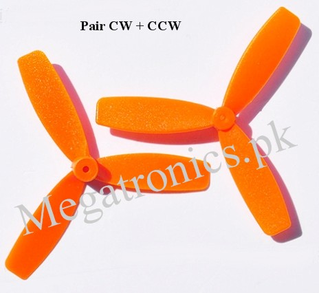 3-Blade Props Tri-Props Propellers 65mm