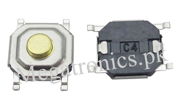 S51A-017B-G6.4 5.1mm SMD tact switch with 4 pins 1