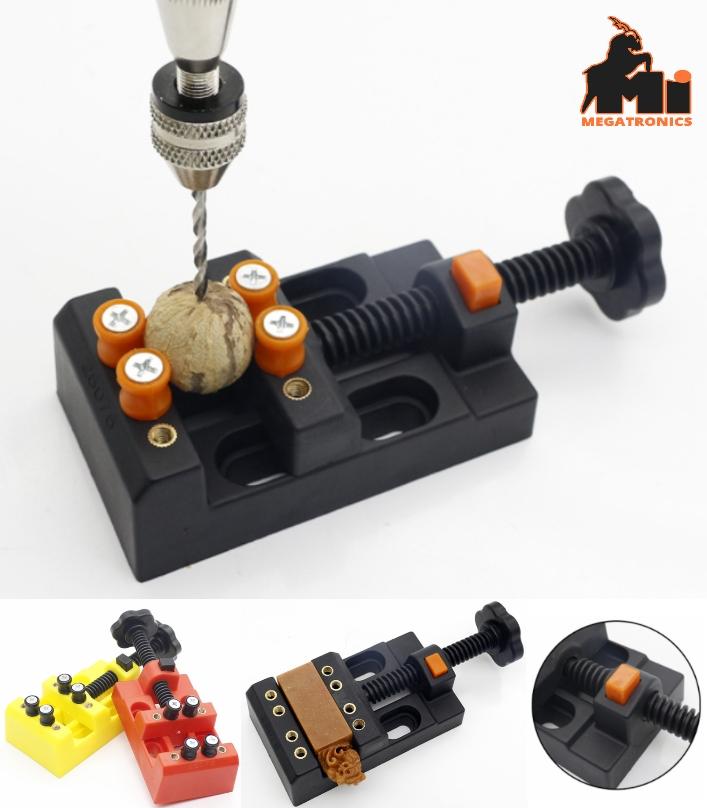 walnut clamp mini bench vise DIY Miniature Tool Mi