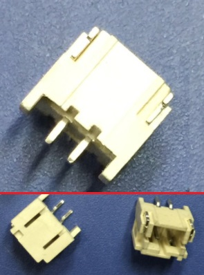 PH2.0 Horizontal Patch Seat Pitch SMT PH2.0mm