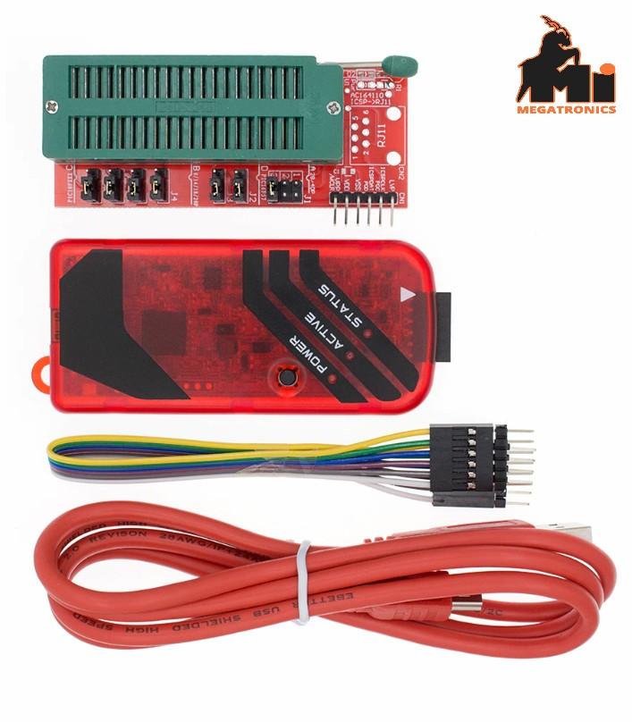 Microchip Pickit3 PIC Kit 3 Programmer Microcontroller Chip Monopoly+PIC Program