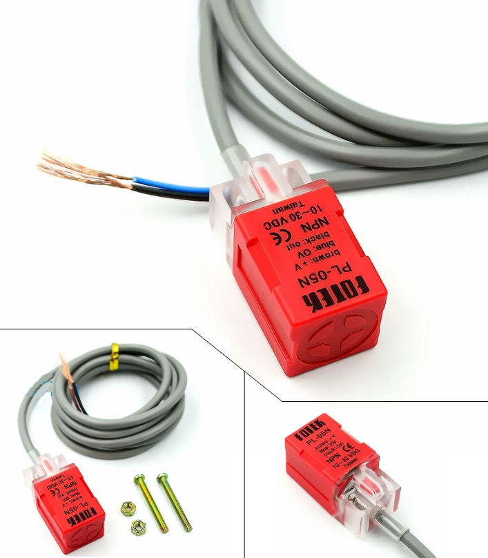 PL-05N/2 Inductive Proximity Sensor Switch NPN NO