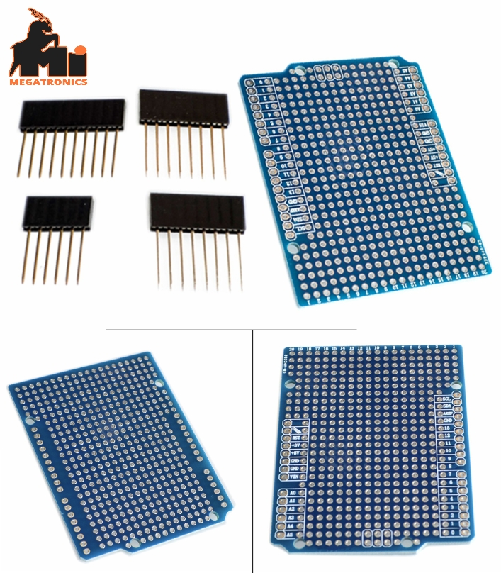 Prototype PCB Expansion Board Arduino UNO Shield F