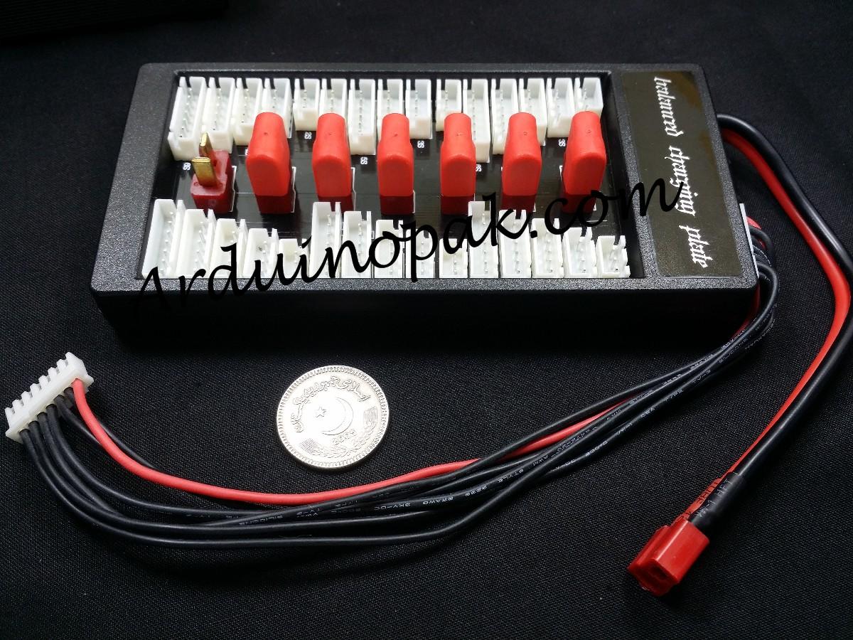 2-6s parallel charging board B6 B8 B6AC A6 tplug