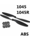 CW + CCW set 10x4.5 1045 ABS Props Propeller Blade
