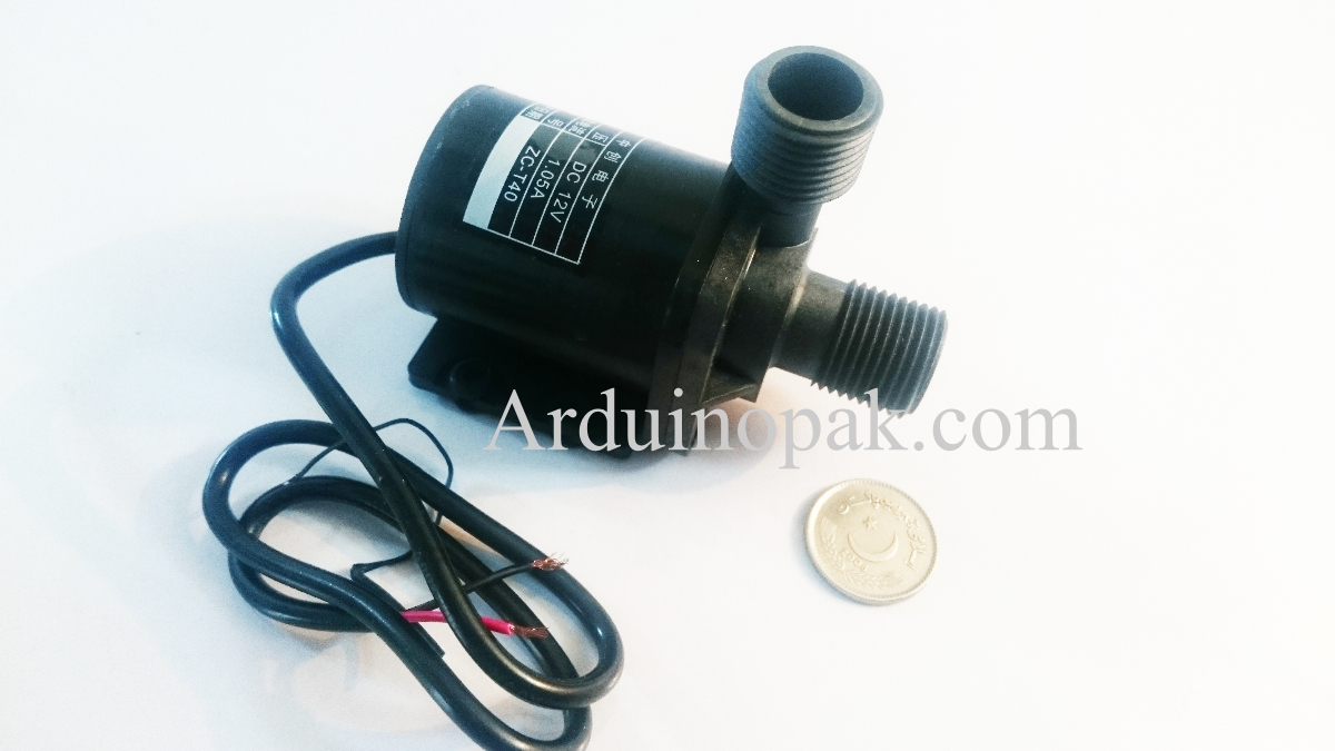 DC 12V Electric Centrifugal Water Pump
