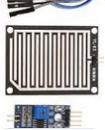 water moister Rain Detection sensor module
