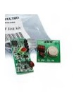 433MHZ RF wireless receiver & transmitter module k
