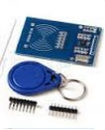 MFRC 522 RC522 RFID card Reader writer module