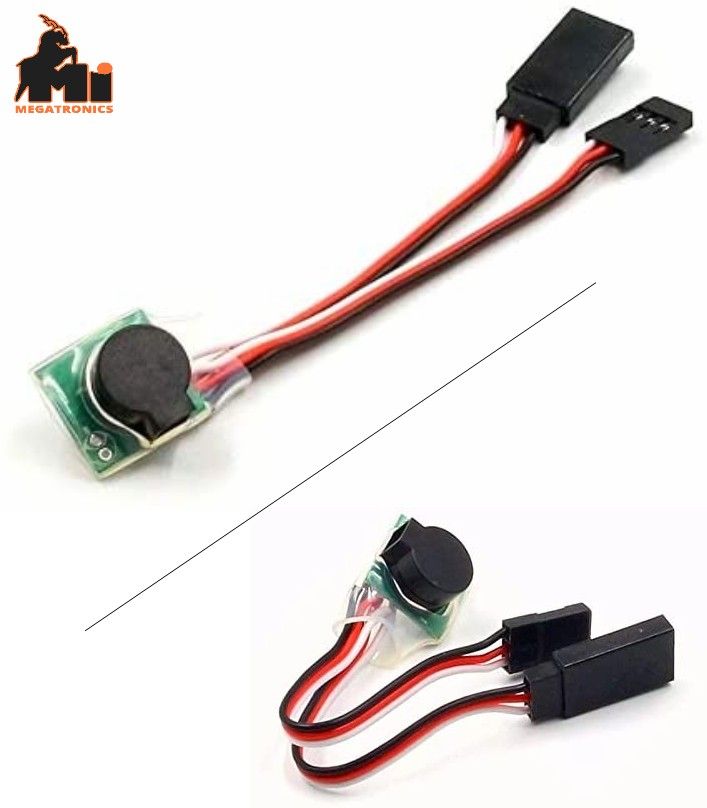 Buzzer Signal Loss Alarm Lost Plane Finder RC Airp