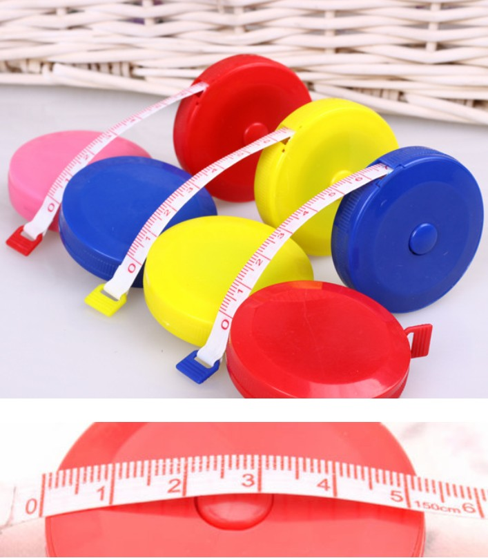 soft tape measure ruler Home tool clothing 150CM