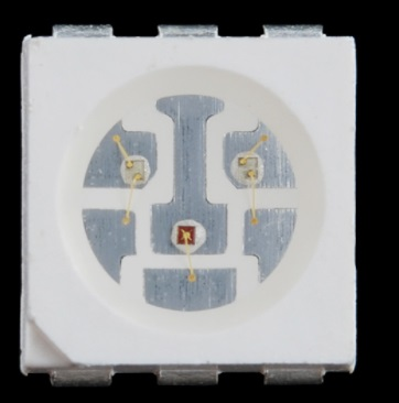 5050 SMD LED RGB Surface Mount LED 120 Degree View