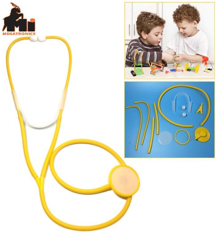 stethoscope school experimental science kit
