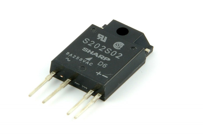 Solid State Relay switch SSR S202S02F