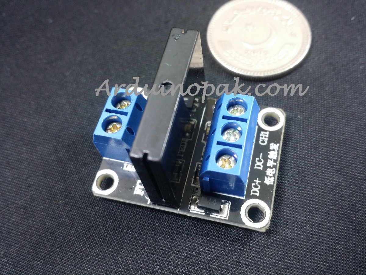 A03B 5V Low level Solid state relay Module Plus Fu
