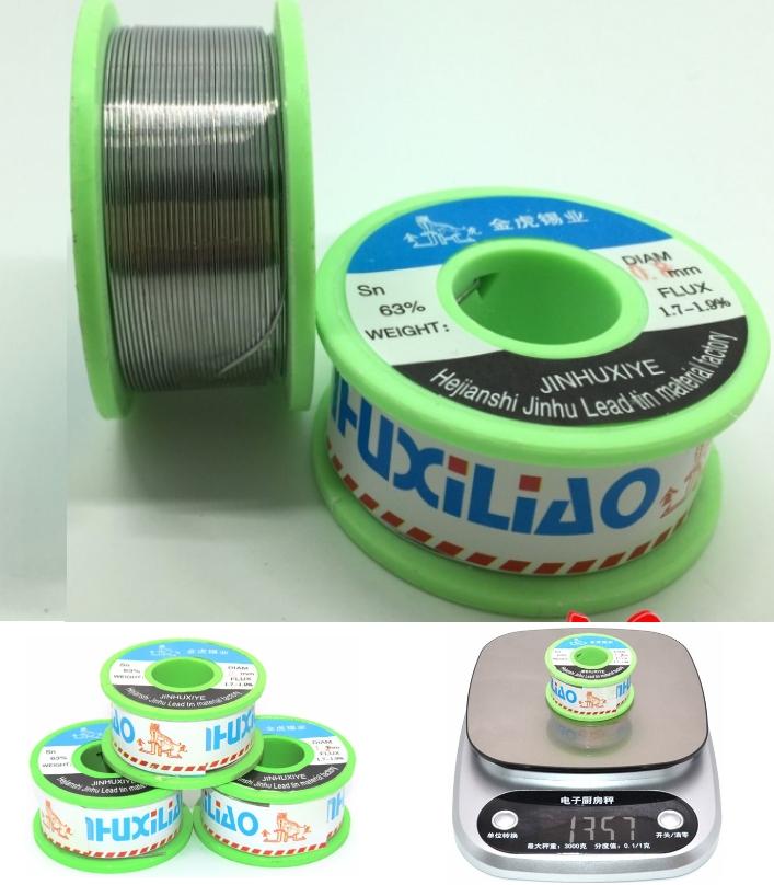 Rosin core solder wire 130g 0.5mm soldering wire