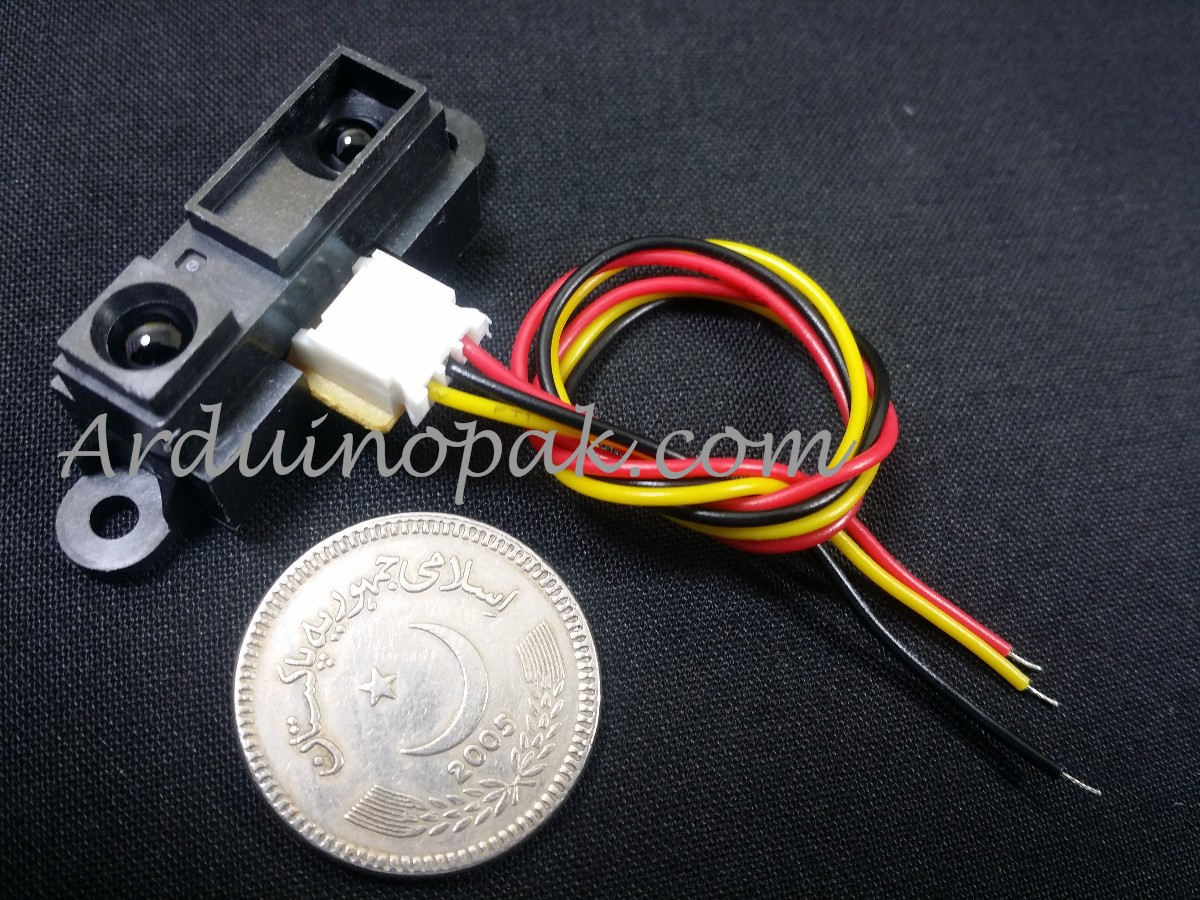 Sharp IR Sensor 2Y0A21 Distance Measuring sensor 1