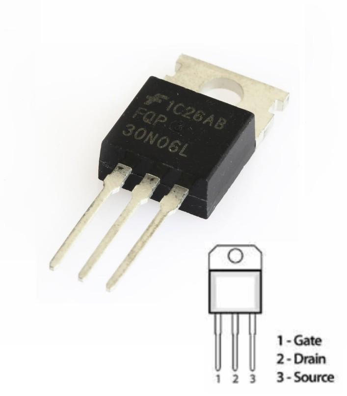 FQP30N06L 60V 32A N-Channel MOSFET