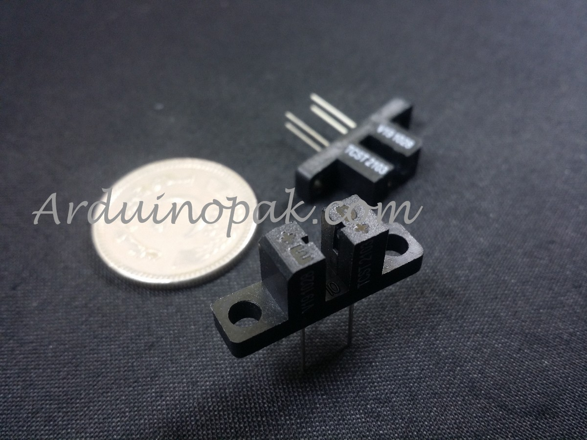 TCST2103 Transmissive Optical Sensor with Phototra