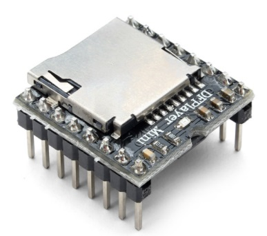 TF Card Mini MP3 Player Audio Voice Module DF Play