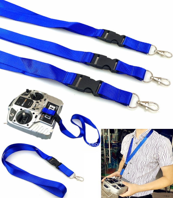 Neck hanging belt strap for RC remote