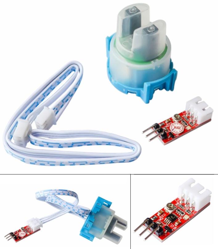 3.3-5V Water Turbidity Arduino Mixed Water quality