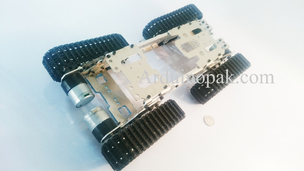 Big Guy Tank Crawler Robotics chassis Intelligent