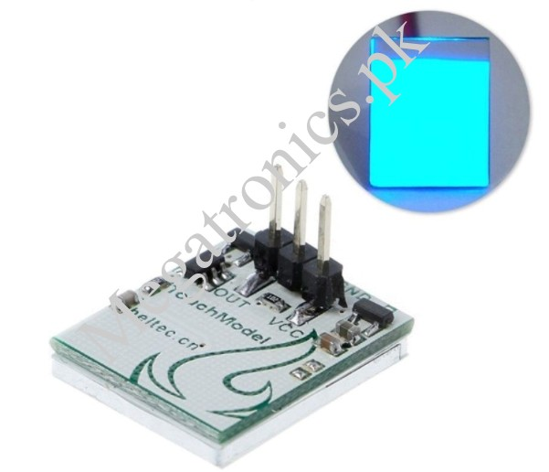 HTTM HTDS-SCR Capacitive Touch Switch Button Anti-
