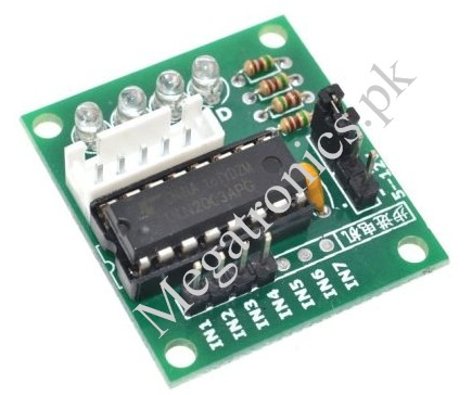 ULN2003 Stepper Motor Driver Module On-board XH-5P