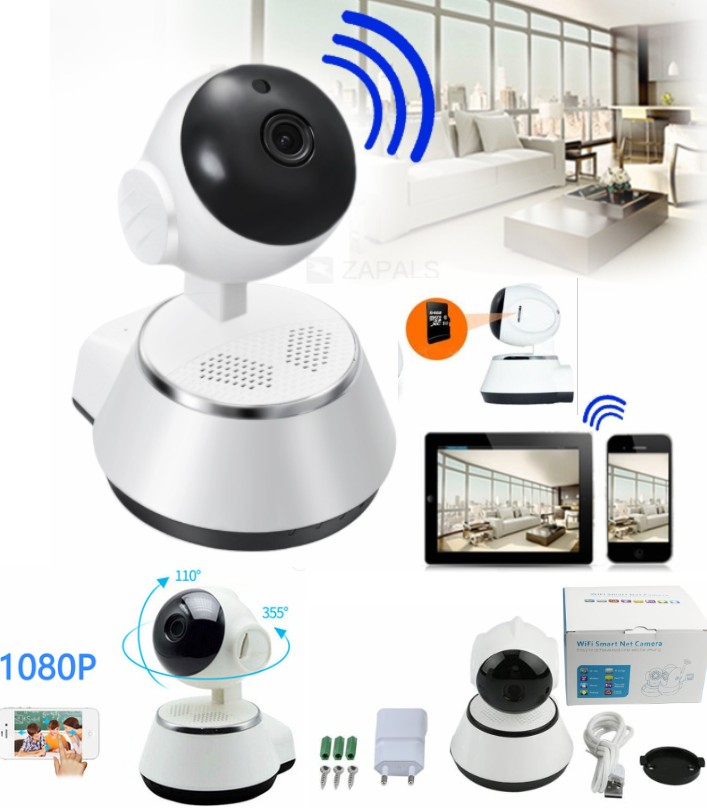 V380 WiFi Wireless CCTV Security IP Camera Home