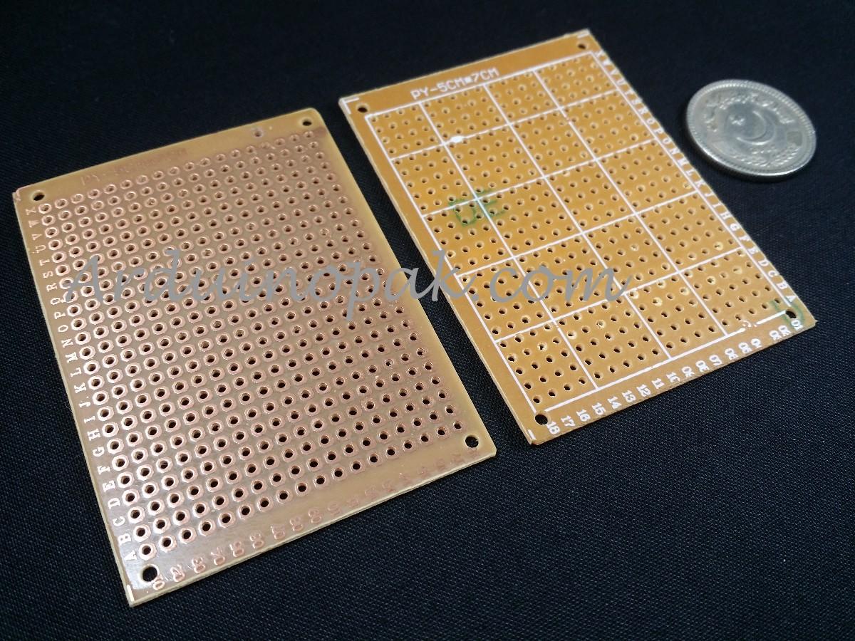 5x7cm universal wire vero board PCB prototype