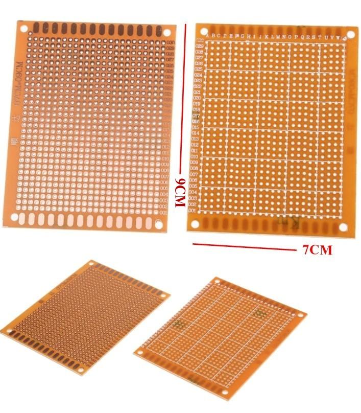 7x9cm DIY Prototype Paper PCB Universal Board