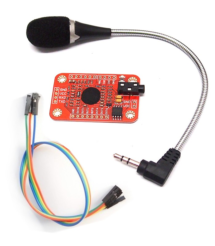 Voice Recognition Module For Arduino PIC Compatibl