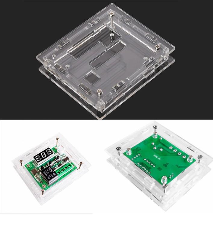 XH-W1209 Controller Acrylic Box case enclouser